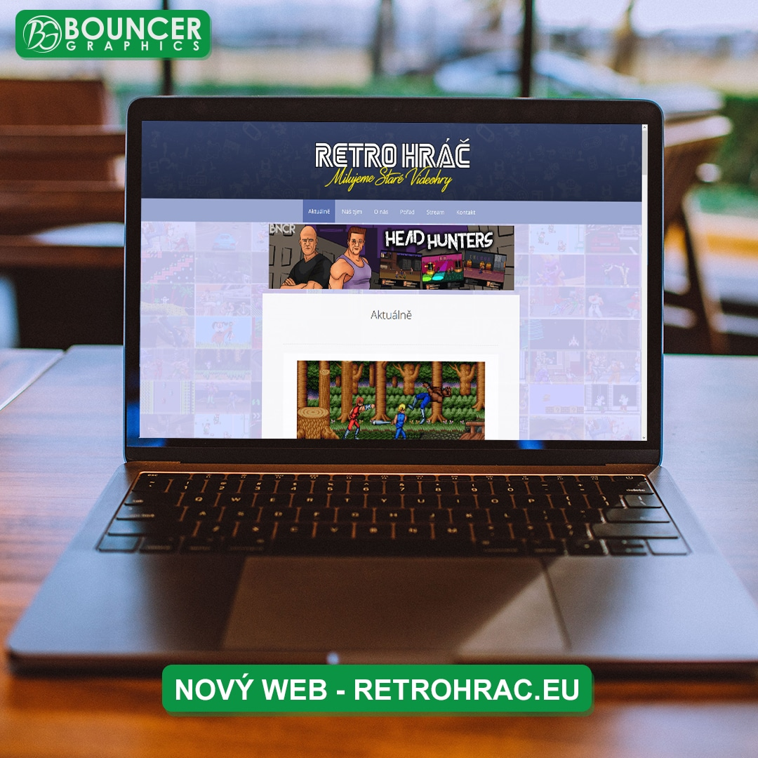 WEB RETROHRAC